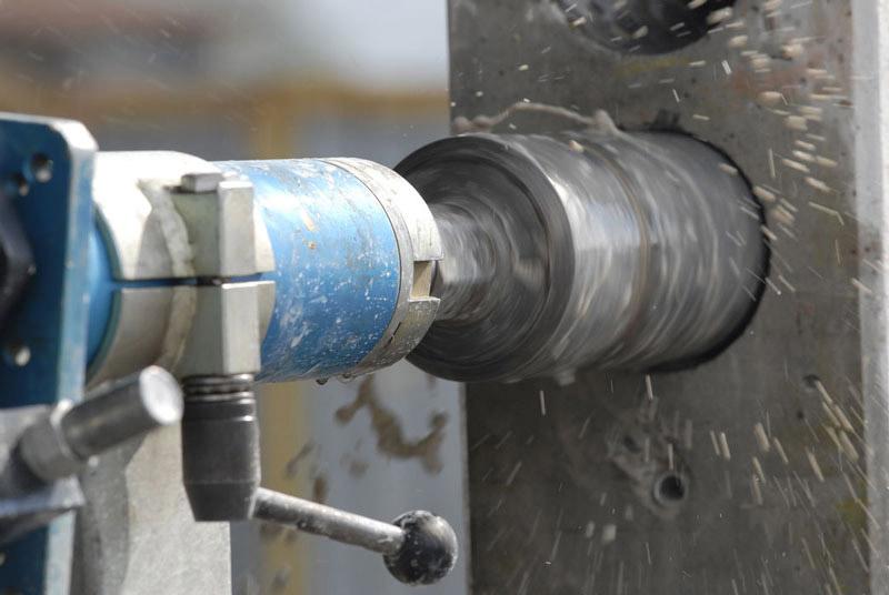 алмазное сверление и резка бетона
