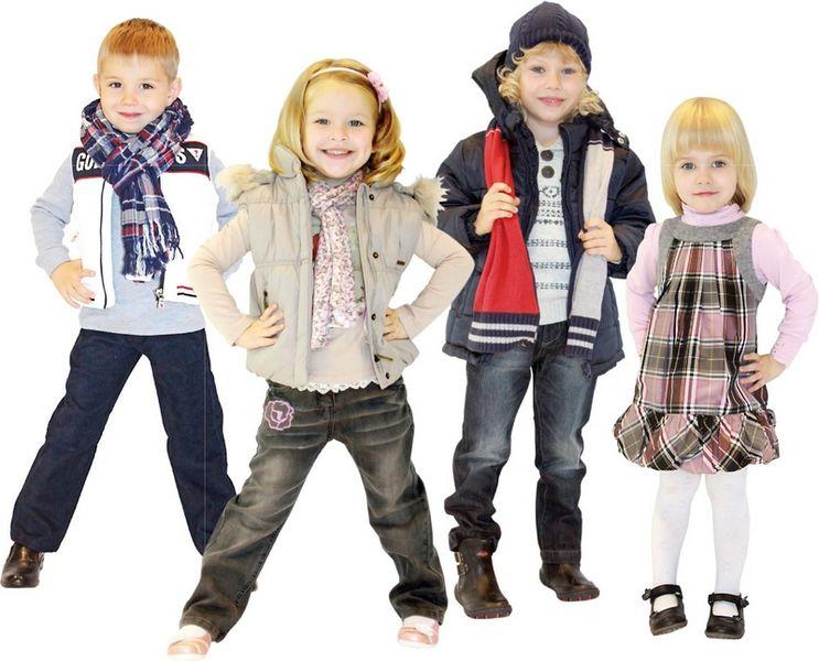 каталог детской одежды оптом